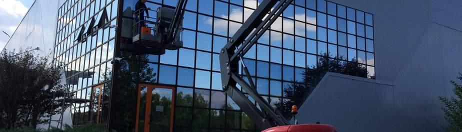 folie solara silver 20 exterior